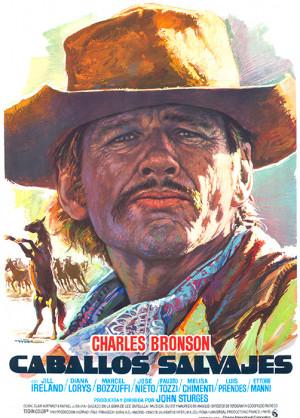 Caballos salvajes (1973)