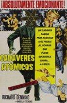 Cadáveres atómicos (1959)