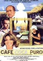 Café, coca y puro