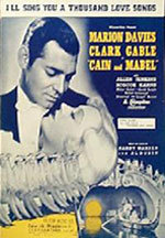 Cain and Mabel (1936)
