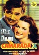 Camarada X (1940)