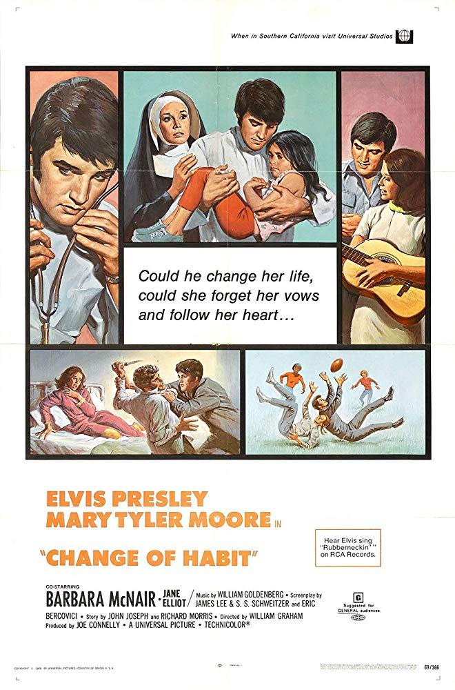 Cambio de hábito (1969)