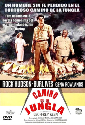 Camino de la jungla (1962)