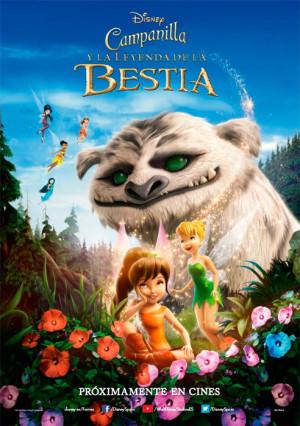 Campanilla y la leyenda de la bestia (2015)
