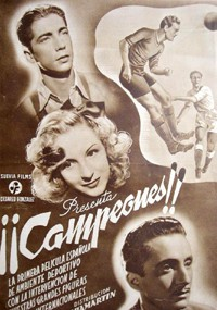 ¡¡Campeones!! (1943)