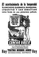 Cancha vasca (1955)