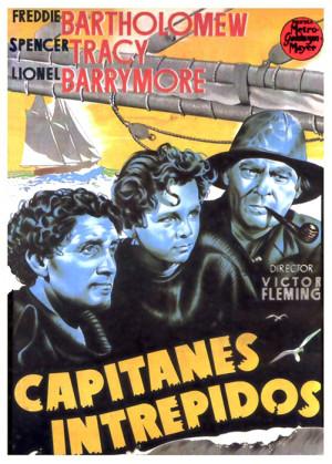 Capitanes intrépidos (1937)