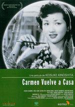 Carmen vuelve a casa