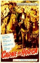 Carne de horca (1953)