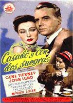 Casado y con dos suegras (1951)