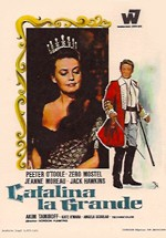 Catalina la grande (1968)