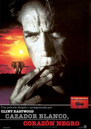 Cazador blanco, corazón negro (1990)