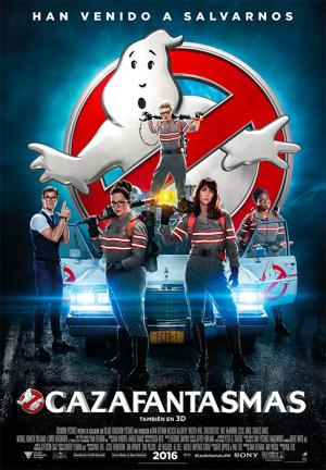 Cazafantasmas (2016)