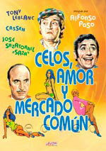 Celos, amor y mercado común (1973)