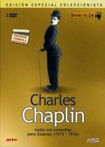Charlot cambia de oficio