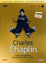 Charlot, tramoyista de cine