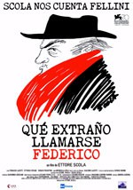 Qué extraño llamarse Federico (2013)