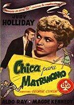 Chica para matrimonio (1952)
