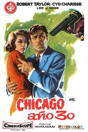 Chicago, años 30 (1958)