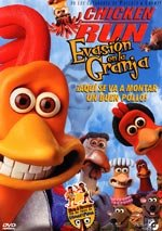 Chicken Run. Evasión en la granja (2000)
