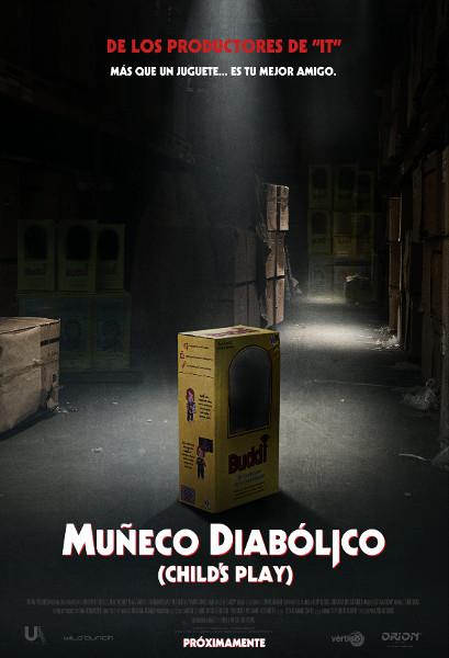 Muñeco diabólico (2019)