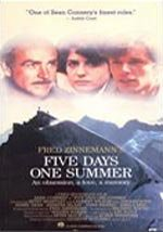 Cinco días, un verano (1982)