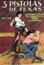 Cinco pistolas de Texas (1965)