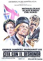 Cita con el deshonor (1970)