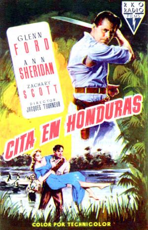 Cita en Honduras (1953)