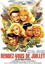 Cita en julio (1949)