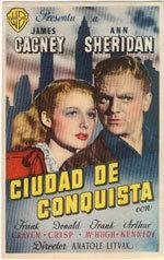 Ciudad de conquista (1940)