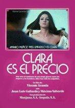 Clara es el precio (1975)