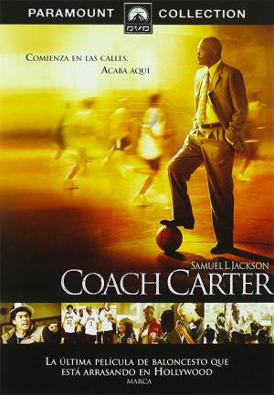 Entrenador Carter (2005)
