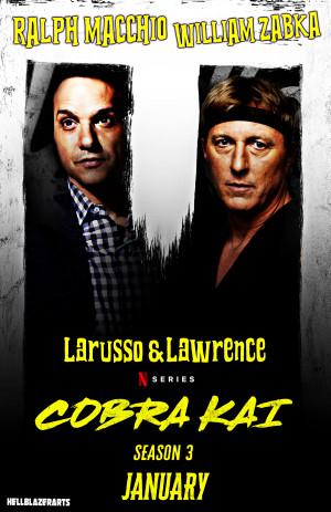 Cobra Kai (3ª temporada)