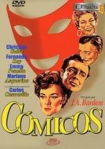 Cómicos (1954)