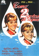 Como dos gotas de agua (1964)