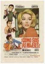 ¡Cómo sois las mujeres! (1968)