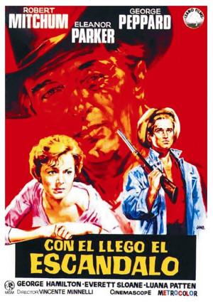 Con él llegó el escándalo (1960)