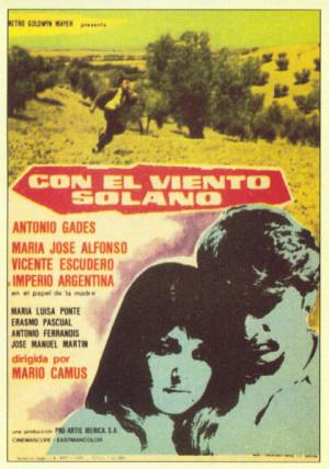 Con el viento solano (1966)