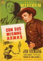 Con sus mismas armas (1955)