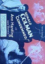 Condenado (1929) (1929)