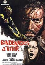 Condenados a vivir (1972)