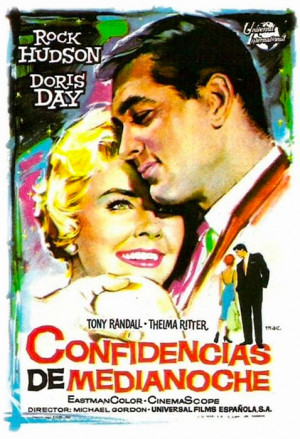 Confidencias de medianoche (1959)