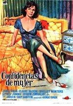 Confidencias de mujer (1962)