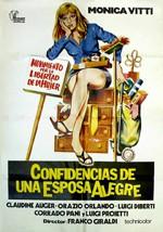 Confidencias de una esposa alegre (1972)