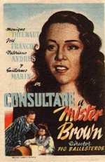 Consultaré a Mr. Brown (1946)