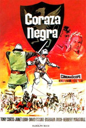 Coraza negra (1954)