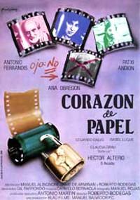 Corazón de papel (1982)