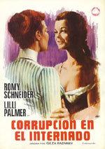 Corrupción en el internado (1958)