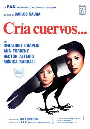 Cría cuervos (1975)